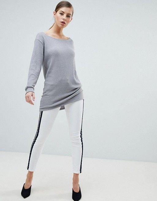 673757f24fe AX Paris Ribbed Jumper Dress £25.00RRP £35.00