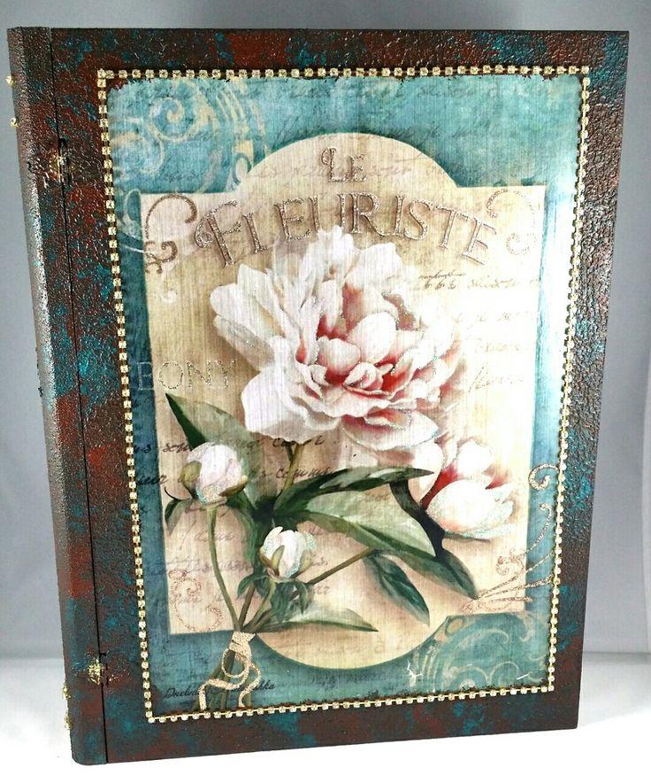 Decoupage Jewelry Book