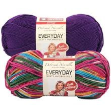 Everyday® Soft Worsted Solids and Multis  - Premier Yarns