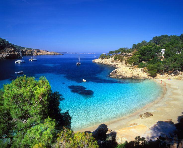 Cala Salada, Ibiza - Playas en las que renacer