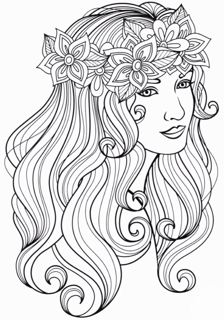 Pin By Seigo Mayumi On Color Therapy Before After In 2021 People Coloring Pages Coloring Pages For Girls Barbie Coloring