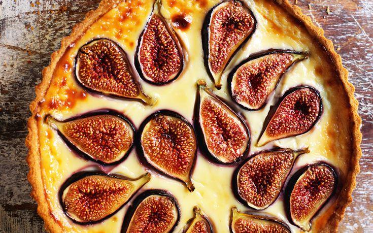A delicious dessert recipe from the coastal region of Dalmatia - perfect for   when figs are in season