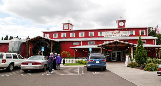 must go here - Bob's Red Mill in Milwaukie, OR