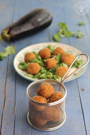 Albóndigas de berenjenas y queso receta www.cocinandoentreolivos.com (5)