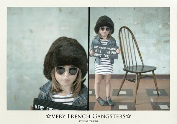 Very frencg gangsters