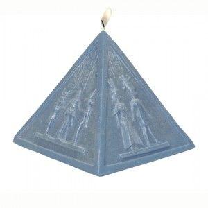Pirámide Egipcia, molde para hacer velas y jabones