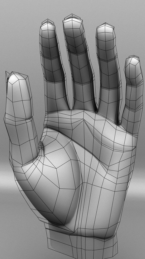 webHandWireframeLP.jpg  #3dHandTopology