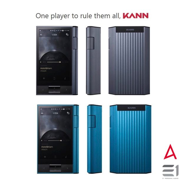 #astell&kern #akkann #dap #dsd #hiresaudio #mqs #tidalstreaming #new #hot #grey #blue #audio #music #audiophile #headfi #singapore