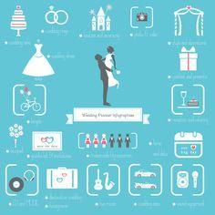 Como organizar um casamento: planejamento mês a mês