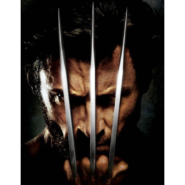 Man who pirated Fox's Wolverine film sentenced to a year in prison... ❤ liked on Polyvore featuring marvel, people, super heros and x-men