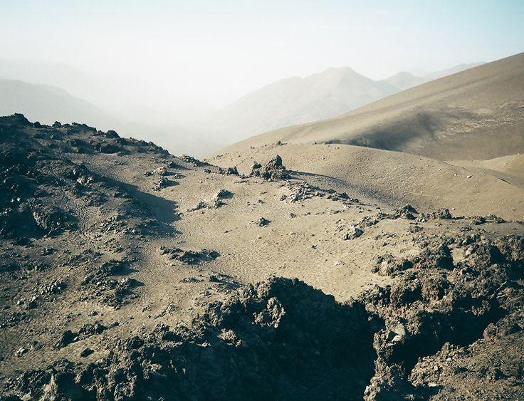#353 CHILI, Malacahuello, volcan de Lonquimay