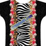 Bayan Tshirt tasarım ve baskıları