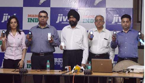 JIVI Mobiles launches its new range of products starting from Rs. 699 to Rs. 1199