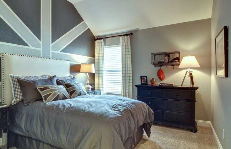 Your teen boy will love this mature bedroom with - Mature teenage girl bedroom ideas ...