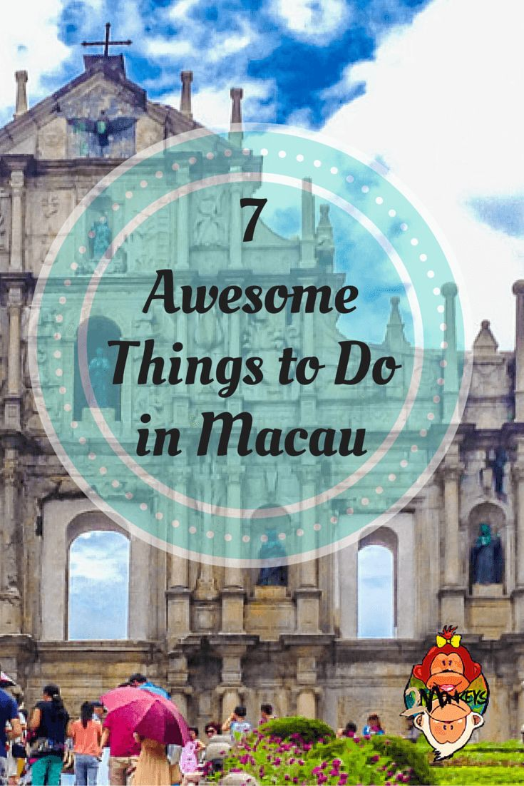 99 Best Travel Plan Images On Pinterest Destinations Asia And Luggage Tag Hk Putih 7 Awesome Things To Do In Macau The Las Vegas Of