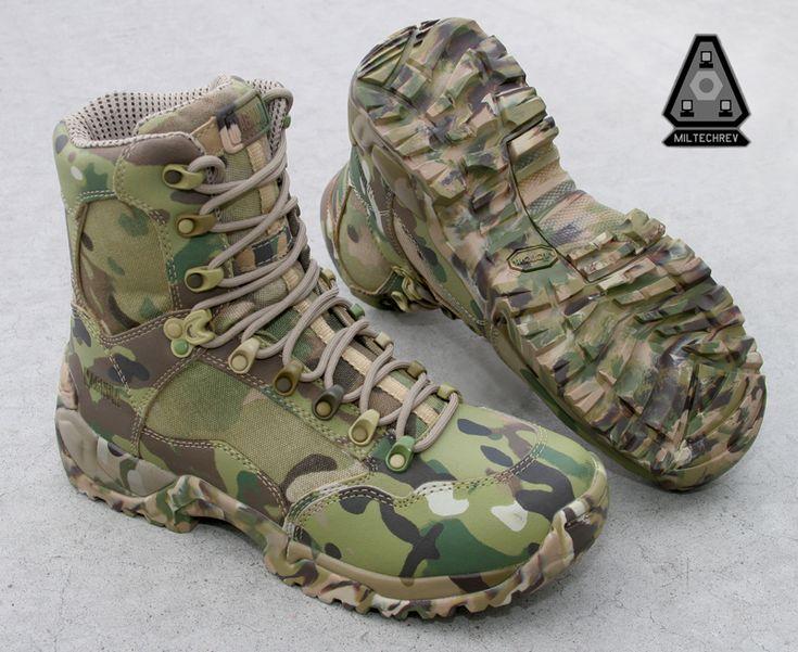 Magnum Boots Sidewinder Combat Desert Multicam Boots