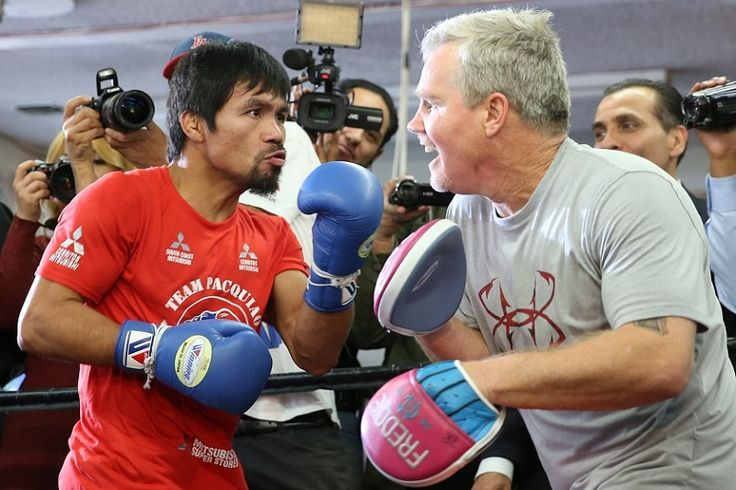 Manny Pacquiao misses weekend training due to flu - WBN - World Boxing News