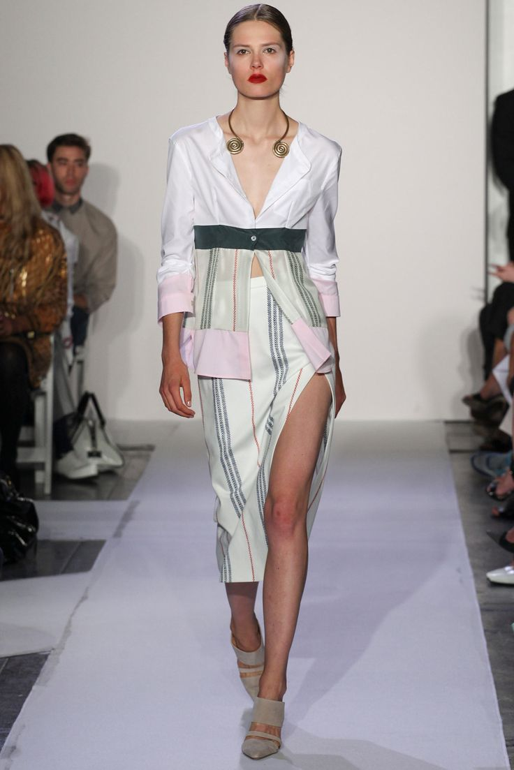 Altuzarra Spring 2014 Ready to Wear Collection Photos   Vogue