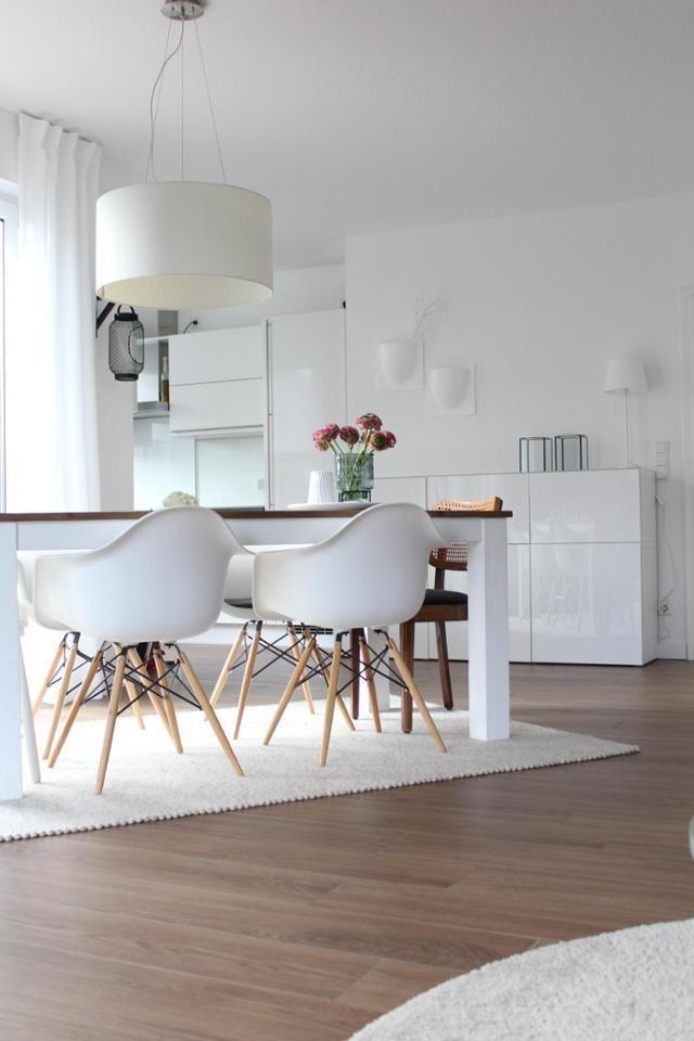 Wohnen in Weiß! Entdecke noch mehr Wohnideen auf COUCHstyle #living ...