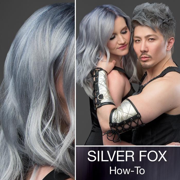 Guy Tang Silver Fox How-To | Modern Salon