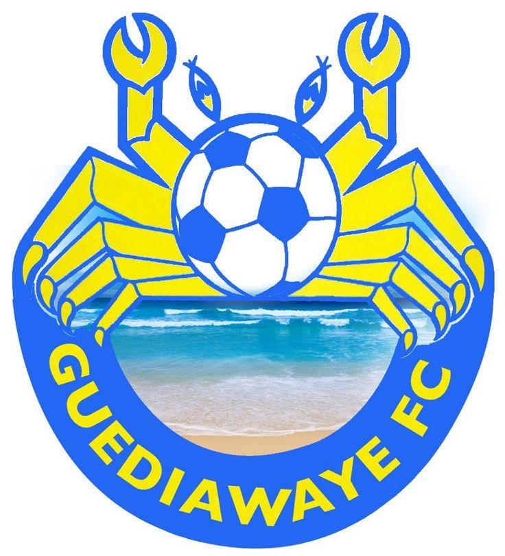 1993, Guédiawaye FC (Dakar, Senegal) #GuédiawayeFC #Dakar #Senegal (L11615)