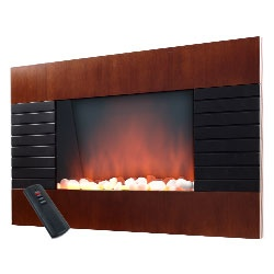 1000 ideas about fake fireplace heater on pinterest for Electric moving wall pictures