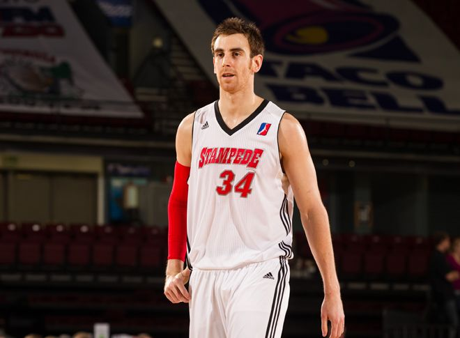 Victor Claver - Stampede - NBA D-League