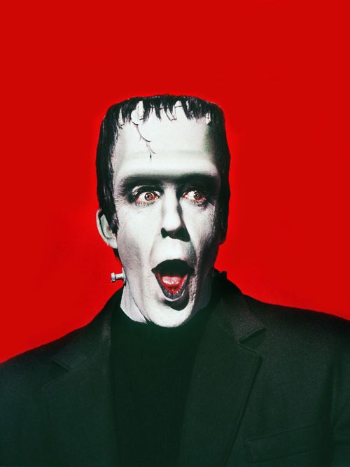 "vintagegal: "" Fred Gwynne as Herman Munster c. 1960s """