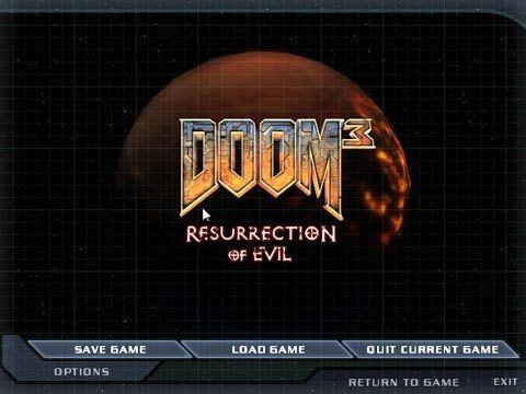 Doom 3 Ressurection Of Evil Ep. 1: Erebus Level 1