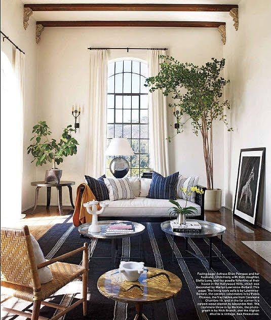 Gutsy, provocative, distinctive interiors w/feminine style — DESIGNED w/ Carla Aston