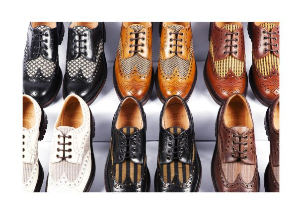 Motivated by the need for sustainable change, Edinburgh-based designer Emily Harrison has re-designed the classic British brogue using tanning processes that are 100% free from chromium, aldehydes and organic solvents and is thus significantly more sustainable and eco-friendly. The designs utilise traditional shoe making techniques, sustainable materials, such as horsehair, and a completely new tanning technology, which bypasses the chromium-based process...
