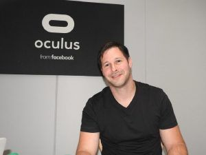 Oculus VP of Mobile on Santa Cruz Prototype: Everything is self-contained