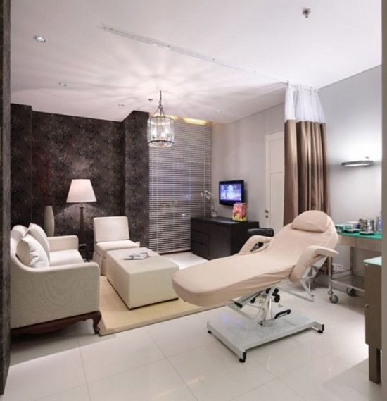 Small Luxury Clinic Interior Design 10 For Clinics