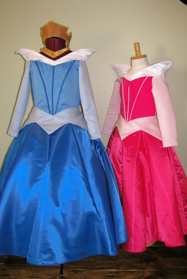 Classic Sleeping Beauty Costume | Sleeping beauty, I want ...