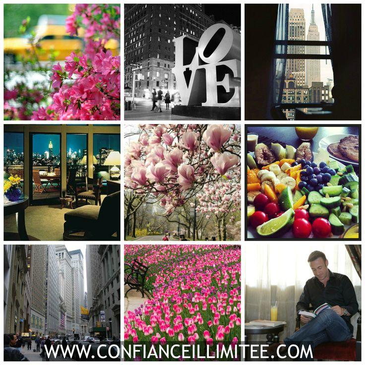 Le printemps à N.Y.  Magnifique ! Merci la Vie !