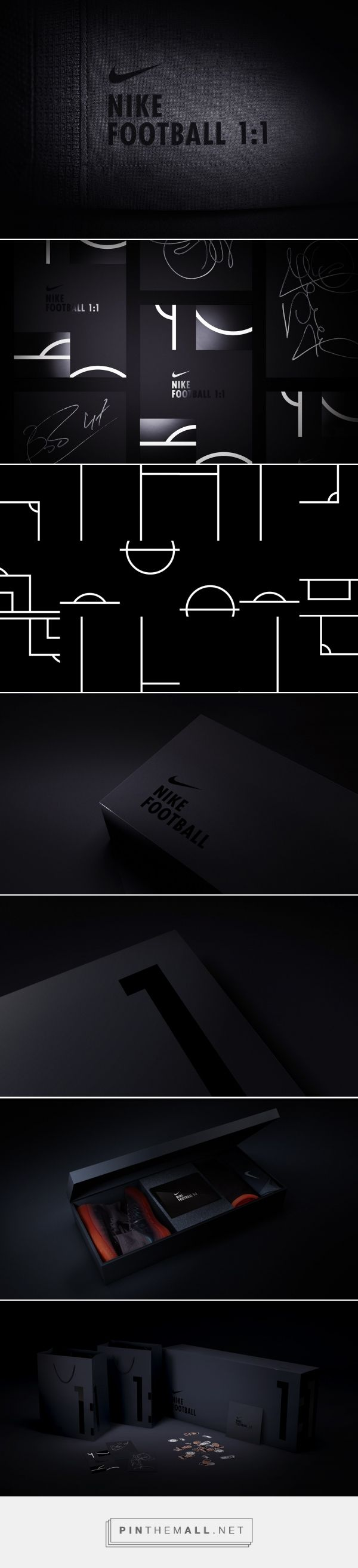 Nike 1:1 - personal session with Nike expert - packaging design by Free.creative - https://www.packagingoftheworld.com/2018/04/nike-11.html