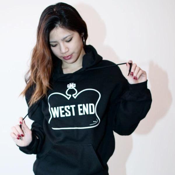 West End Hoodie - Unisex