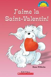 3199700095766 J'aime la Saint-Valentin ! Un chiot n'ayant pas reçu de carte de Saint-Valentin s'apprête à se laisser aller au désespoir lorsqu'il se souvient qu'il y a toujours quelqu'un qui nous aime. Les fleurs, les nuages, la neige et même... le chaton de la maison! -- Une phrase très courte par page pour s'exercer à lire. Aquarelles tendres. [SDM]