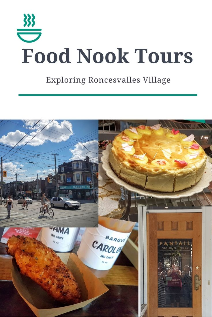 Food Nook Tours offers you the chance to escape with friends and explore…