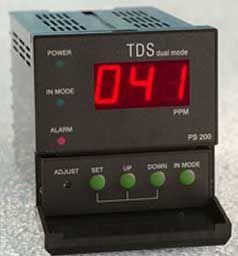 PS-200 Dual TDS Controller
