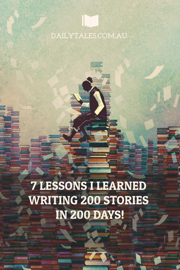 how to write a unique story