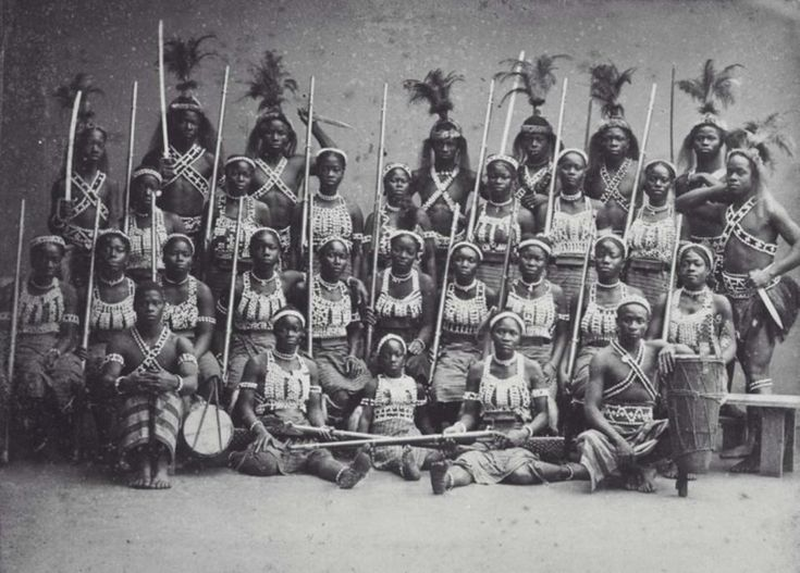 The Ahosi of Dahomey, or the 'Dahomey Amazons', are said to have inspired Black Panther writers