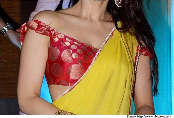 10 Latest Designer Blouses | Blouse Back Neck Designs | Saree Blouse