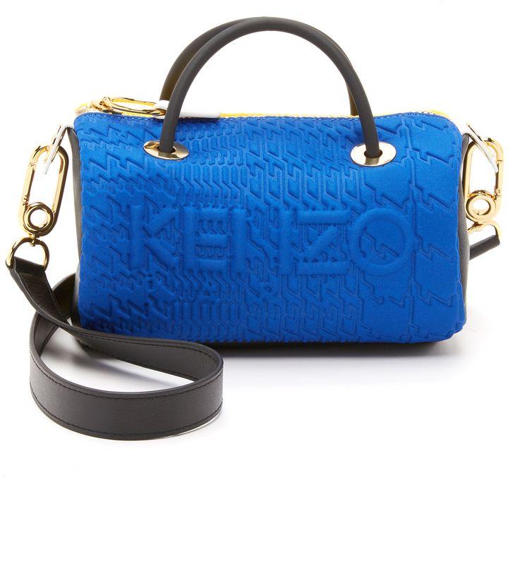 KENZO Neoprene Mini Duffel Bag - $206.50