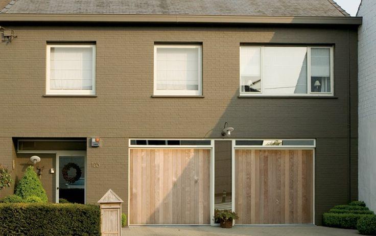 Meer dan 1000 idee n over buitenkant huis verven op pinterest huis verfkleuren verf - Kleur gevel eigentijds huis ...