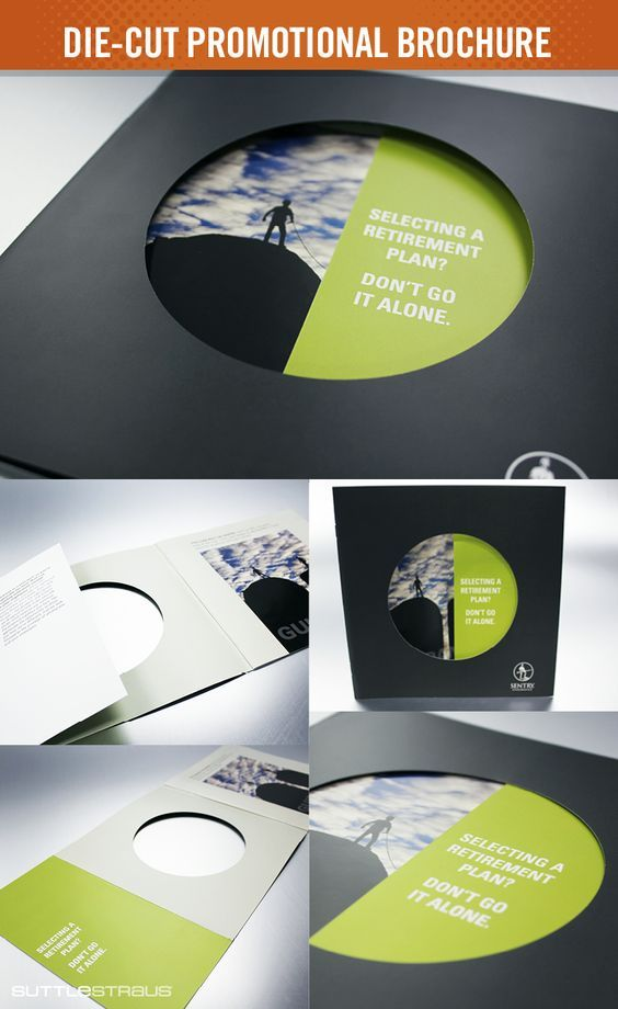 A die-cut brochure is an interesting twist given to normal ordinary looking brochures. Where die-cuts cookie-cutter technology is used to creative brochures design that is completely unique. That means that a single die-cut brochure idea can create a big impact. So here at DesignerPeople, we are making awesome creative die-cut brochure design instead of the normal boring ones. #BrochureDesign #DiecutBrochureDesign #BrochureDesignCompany #CatalogueDesign