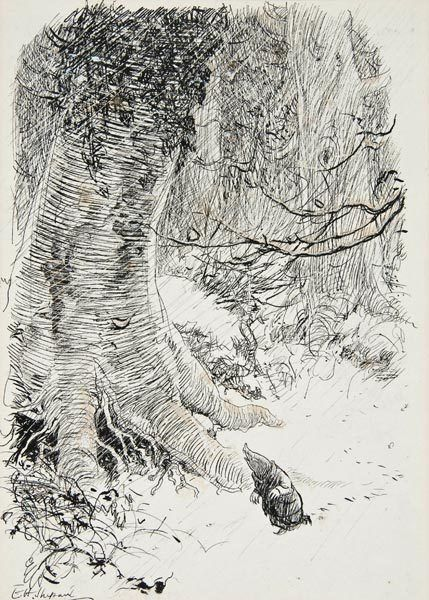 E.H. Shepard | Kenneth Grahame | The Wind in the Willows