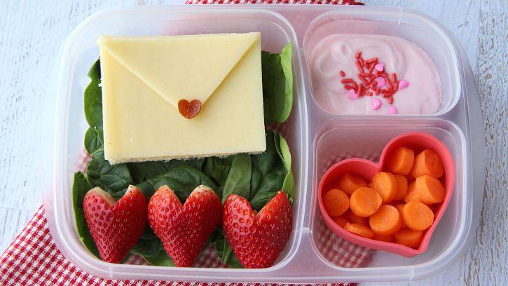 valentine kids recipe - Recherche Google