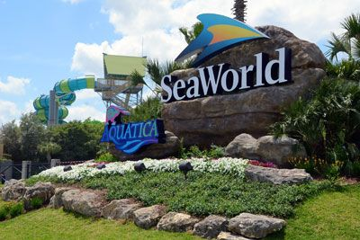San Antonio, Texas - Sea World $47.pp - Sea World and Aquatica $67.pp