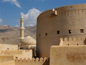 Forte di Nizwa - Oman